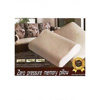 Zero Pressure Memory Foam Cervical Pillow