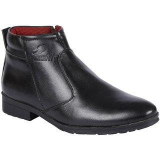 Bachini Mens Casual Shoes (1531-Black)