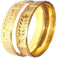 Artificial Jewellery Gold Plated Bangles