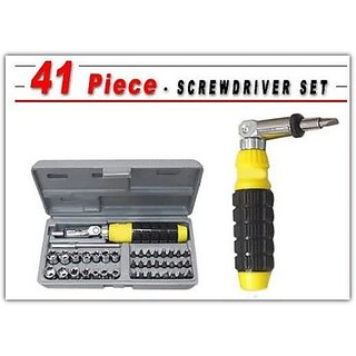 41 in 1 pcs tool kit and screwdriver set very useful for for Best home office tools