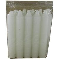 MAV Snow White Candles - Pack Of 50