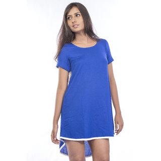 Blue Tent Dress