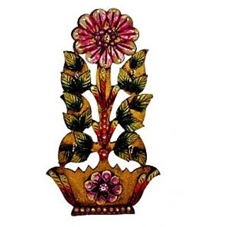 Gaurii Handicrafted Flower KeyHolder