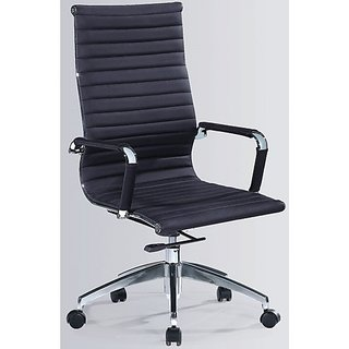Genisys (Sleek Type) High Back Executive Revolving Chair