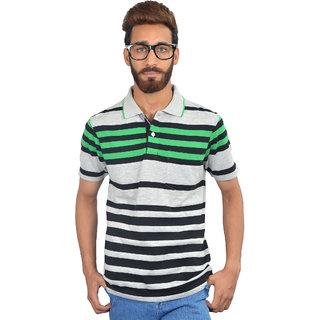 Urban Trail_1781_BL_H/s T-Shirt_Multi Color