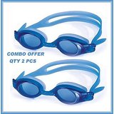 Zenith 2pcs Swimming Goggles With 2pr Free Ear Plugs....