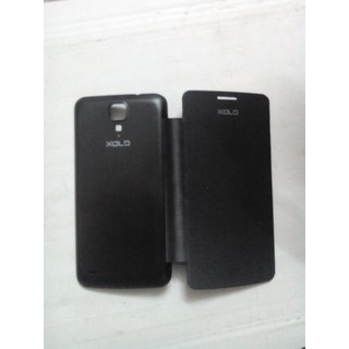 xolo q700 / Q700I flip cover BLACK available at ShopClues for Rs.139