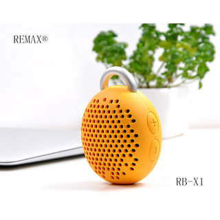 REMAX-Wireless-Bluet-Dragonball-Series-YELLOW-Colour,-Wireless-Bluetooth-Speaker