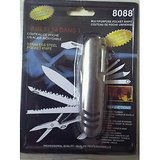 14 In1 Multy Utility Army Knife Swiss Tools