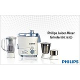 Philips HL1632 Juicer Mixer Grinder 500 Watts 3 Jar