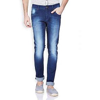 Skie StudioDark BlueSlim fitJeans