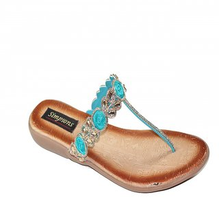 Vandy Crafts  Zari Sandal