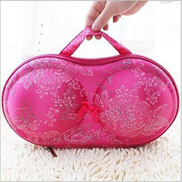 PORTABLE TRAVEL / EVERYDAY BRA UNDERWEAR LINGERIE STORAGE / PROTECTOR CASE / BAG