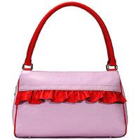 Borsavela Flared rally scarlet Handle Bag