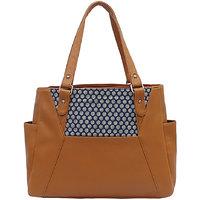 Borsavela Polka Dots Handle Bag