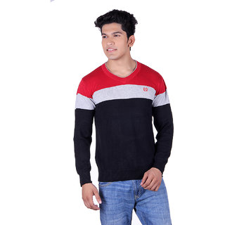 Ogarti 2009 Striped Black Mens Sweater