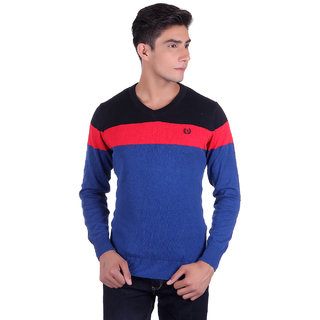 Ogarti 2009 Striped Royal Mens Sweater