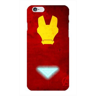 The Fappy Store Iron-Man Hard Plastic Back Case Cover For Apple Iphone 6 Tfpj80517 -177