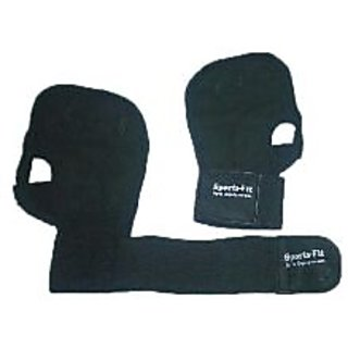 velocity fitness gym gloves with wrist support -sportsfit