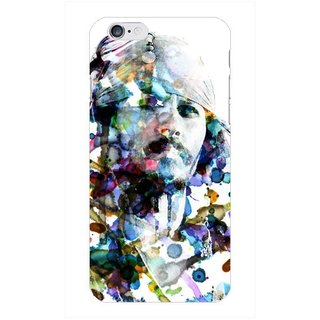 The Fappy Store Jack-Sparrow Hard Plastic Back Case Cover For Apple Iphone 6 Tfpj80427 -87