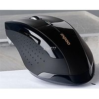Discount Cheapest Rapoo 2.4G Wireless Mouse For Laptops Desktop Mouse Computer W