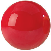 SNOOKER RED BALL (SINGLE PIECE)