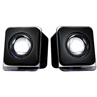 Original Terabyte USB 2.0 Mini Portable Speakers for Laptop, Desktop,PC