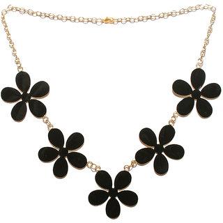 Xpressory Flower necklece