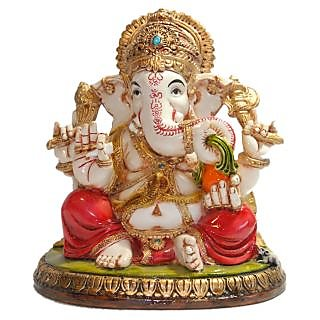 Madg Religious Idols of Ganesha Showpiece