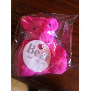 Teddy Bear Kids Fun Eraser Rubber   sharpner set of 5