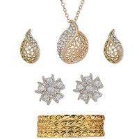 Beautiful Fashion Jewellery Combo By Ambitione