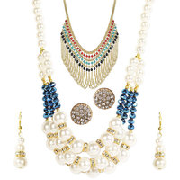 Gorgeous Fashion Jewellery Combo By Ambitione
