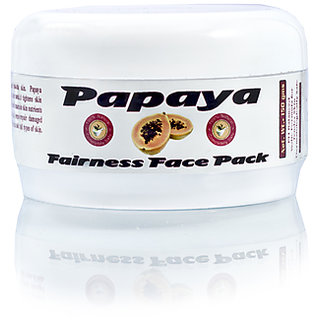 Ayurvedic Herbal Papaya Glow Face Pack