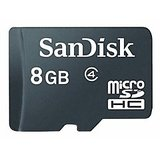 Original SanDisk 8GB Micro SDHC Card Sourced From Brand (Guarantee Of Authenticity)