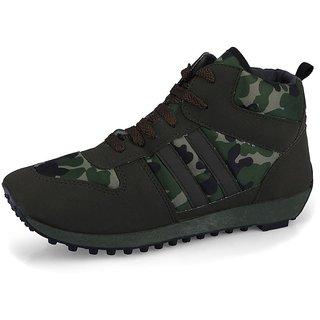 05812c2b88e6 20%off Unistar Burma Boots Casual (Narrow Toe) Shoes 1002-CamoGreen