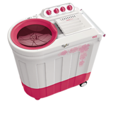 Whirlpool Ace 6.5 Royale 6.5 Kg Semi Automatic Washing Machine (Tulip Pink)
