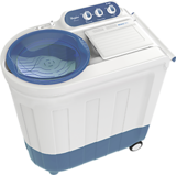 Whirlpool Ace 7.2 PREMIER 7.2 kg Semi Automatic Washing Machine (Blue)
