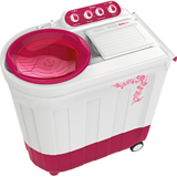 Whirlpool Ace 7.2 Royale 7.2 kg Semi Automatic Washing Machine (Tulip Pink)