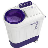 Whirlpool Ace 6.5 Royale 6.5 Kg Semi Automatic Washing Machine (Peppy Purple)