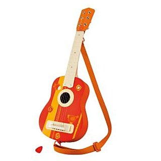 Sevi Musical Instruments  Acoustic guitar available at ShopClues for Rs.2999