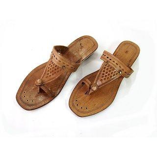 Jsm Kolhapuri Chappal Weni Style Jsmkc0065 Best Deals With