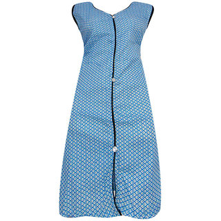 Srinika elegant french blue tunic