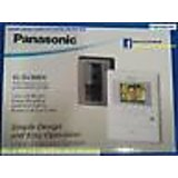Panasonic Home Security Video Intercom System VL-SV30BX Simple Design