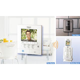 Panasonic Home Security Wireless Video Intercom System VL-SW250BX VoiceChanger