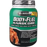 Big Muscle Body Fuel Hardcore (1Kg) Chocolate