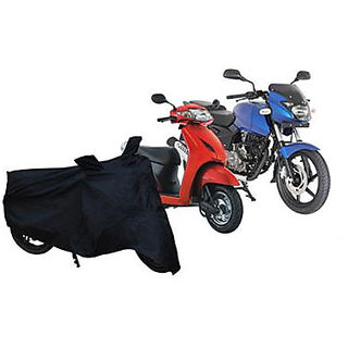 AutoSun  FabLooms Bike / Scooter Body Cover - Metty Quality