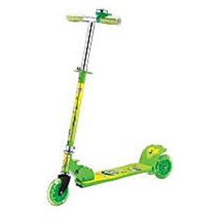 Kids Scooter With Brakes And Bell available at ShopClues for Rs.579