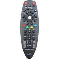 Videocon D2H Set Top Remote Controller(Black)