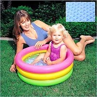 INTEX INFLATABLE  BABY POOL BATH WATER TUB FOR KIDS 24x8.5