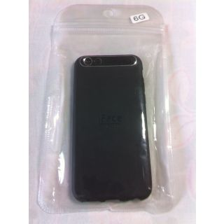 iFace New Generation Shockproof Back Cover Case 4 Apple iPhone 6 4.7 Black-Blac